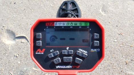 Металлоискатель Minelab Vanquish 540 Pro Pack